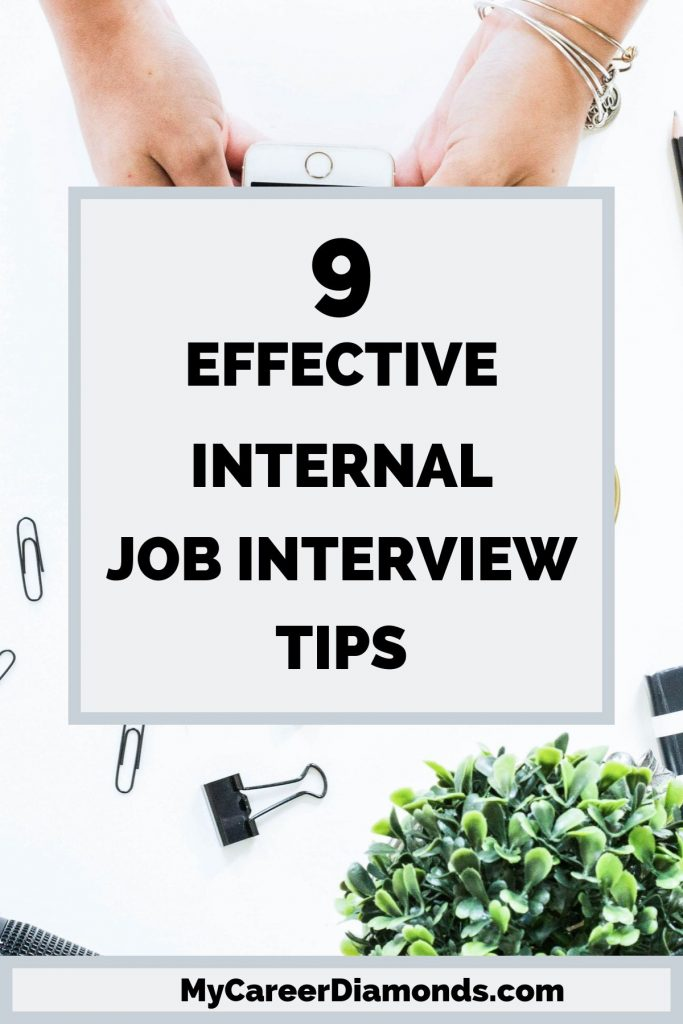 9 Effective Internal Interview Tips