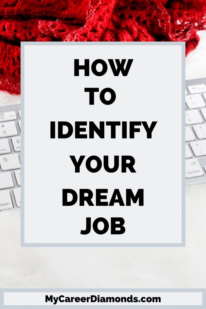 How To Identify Your Dream Job